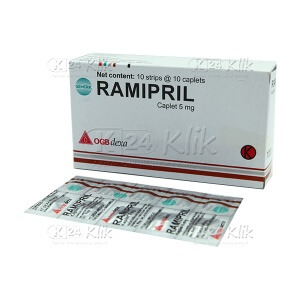 RAMIPRIL 5MG DEXA
