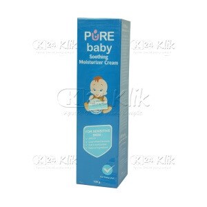 JUAL PURE BABY SOOTHING CREAM 100G