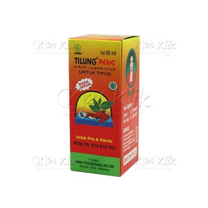 TILUNG SYRUP 60ML