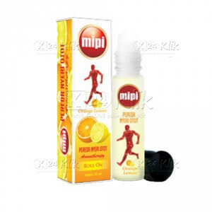 MIPI ROLL ON ART ORANGE LEMON 10ML