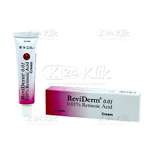 JUAL REVIDERM 0,01% CR 15G