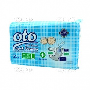 OTO ADULT DIAPERS L 2S