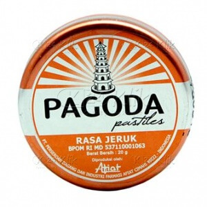 PAGODA PERMEN JERUK 20 G