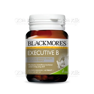 BLACKMORES EXECUTIVE B TAB 62S BTL