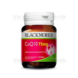 BLACKMORES COQ10 75 MG 30S BTL