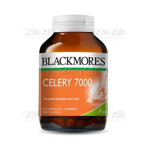 BLACKMORES CELERY 7000 TAB 120S BTL