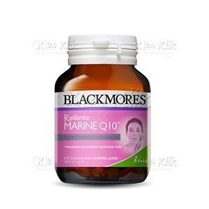 BLACKMORES RADIANCE MARINE Q10 SOFT CAPS 30S BTL