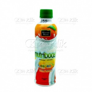 MINUTE MAID NUTRIBOOST ORANGE 300ML