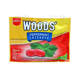 WOODS LOZ CHERRY SACH