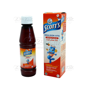 SCOTTS E VITA 200ML ORANGE