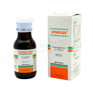 VITAPLEX SYR 60ML