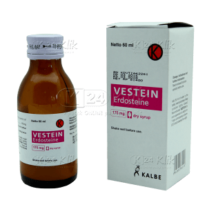 VESTEIN DRY SYR 175MG/5ML 60ML