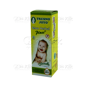 MINYAK TELON TRESNOJOYO PLUS CITRONELLA 60ML