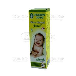 MINYAK TELON TRESNOJOYO PLUS CITRONELLA 100ML