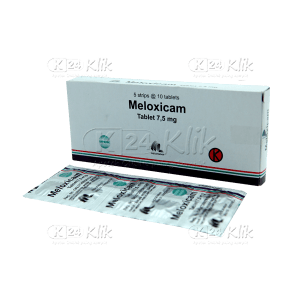 MELOXICAM 7,5MG INDOFARMA