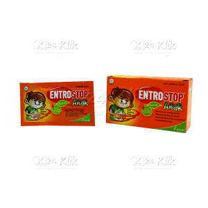 ENTROSTOP HERBAL ANAK SACH 6S