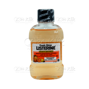 LISTERIN CITRUS 80ML