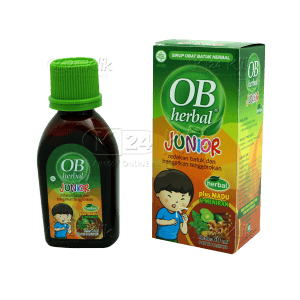 apotek online - OB HERBAL JUNIOR