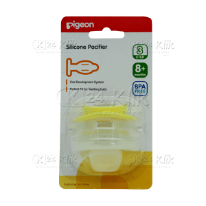 KEMPONG PIGEON SILICONE PACIFIER STEP 3