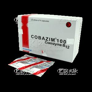 COBAZIM 1000 MCG CAP