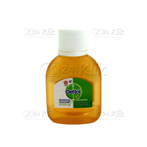 DETTOL LIQUID REGULER 50ML
