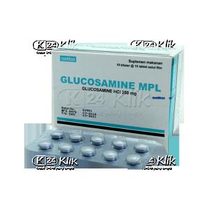 GLUCOSAMINE MPL MEDIKON 250MG TAB