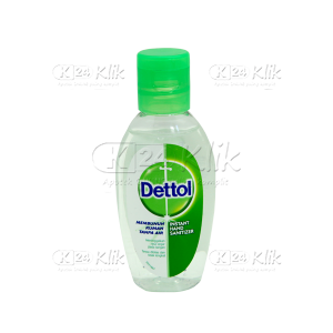DETTOL HAND SANITIZER REG 50ML