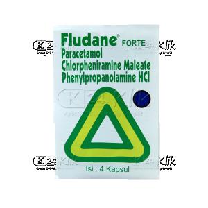 FLUDANE FORTE TAB 4S