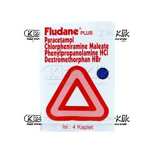 FLUDANE PLUS TAB 4S
