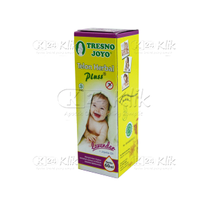 MINYAK TELON TRESNOJOYO PLUS LAVENDER 60ML
