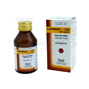 LAPIMOX D.SYR 60ML 125MG/5ML