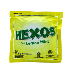 HEXOS LEMON MINT