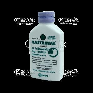 GASTRINAL SYR 120ML