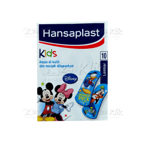HANSAPLAST KIDS MICKEY MOUSE 10S