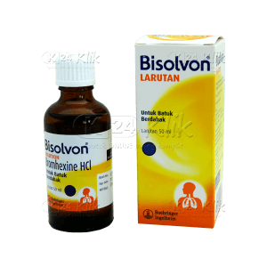 BISOLVON SOL 50ML 2MG/ML