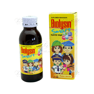 BIOLYSIN SMART SYR 100 ML