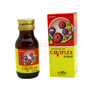 CAVIPLEX SYR 60ML