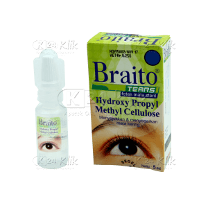 BRAITO TEARS 5ML