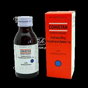 COHISTAN EXP SYR 100ML