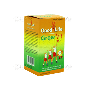 GOOD LIFE GROW VIT CAP 30S BTL