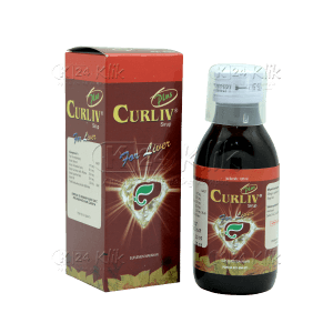 CURLIV PLUS SYR 120ML