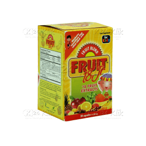 FRUITBLEND 18 JR BTL 30S