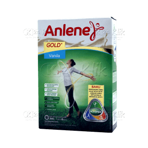 ANLENE GOLD VANILA 250MG