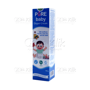 PURE BABY DIAPER CR 100G