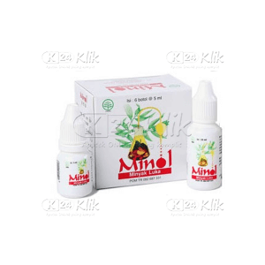 MINOL DROP 5ML