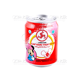 LARUTAN K3 ANAK STRAWBERY 250ML