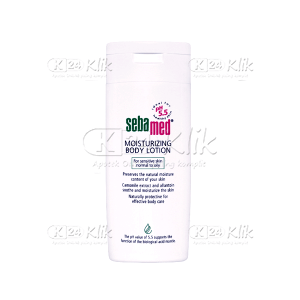SEBAMED MOISTURIZING BODY LOT 200ML