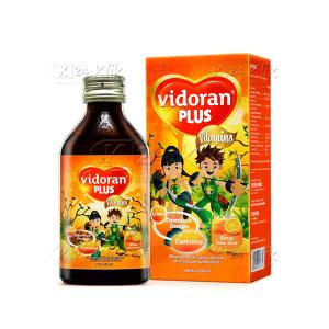 VIDORAN PLUS SYR 120 ML