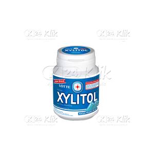 XYLITOL FRESH MINT 20'S/BOTOL