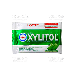 XYLITOL LIME MINT BLISTER 8S